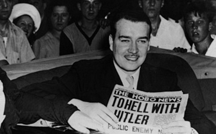 Letters of Note: To Hell with Hitler, From Patrick Hitler to FDR 1942 | Crap You Should Read | Scoop.it