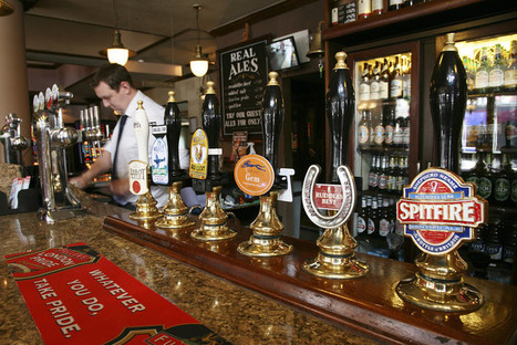 'Dry' and 'try' January campaigns show moderate drinking is not just about units of alcohol | ESRC press coverage | Scoop.it
