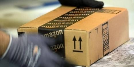 Amazon initie la livraison gratuite pour les objets de petite taille | Logistique et Transport GLT | Scoop.it