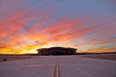 Virgin Galactic's Plans Advance in New Mexico | Parabolic Arc | The NewSpace Daily | Scoop.it