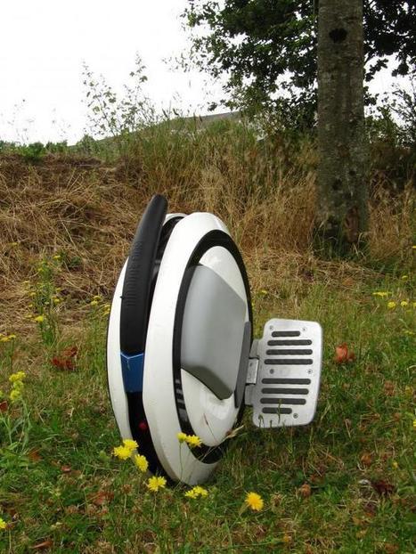 Nouvelle technologie. Retour vers le futur à bord du Ninebot One - Ouest-France   NTIC: nouvelles technologies   Scoop.it