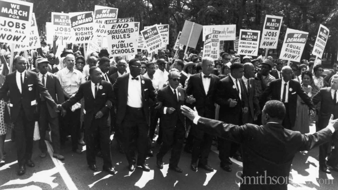 black civil rights movement
