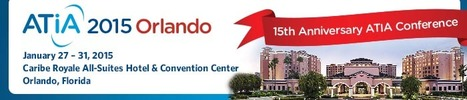 AT for Ed is presenting at ATIA next week in Orlando! The largest International Conference Showcasing Excellence in AT!   Assistive Technology for Education & Employment   Scoop.it