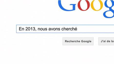 Les recherches Google des Français en vidéo | Paris-Confidential | Scoop.it