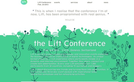 Dataviz : 13 Conferences to attend in 2013 | Journalisme graphique | Scoop.it
