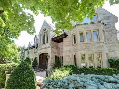 Unique Architectural Marvel | 2 Ramezay Road, Westmount, QC | Luxury Real Estate Canada | Scoop.it