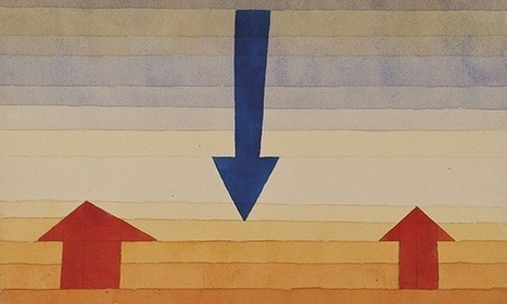 Paul Klee: Making Visible – review - The Guardian | Graphic Facilitation | Scoop.it