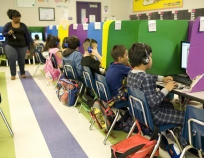 Blended learning: The great new thing or the great new hype? - Washington Post (blog) | Professional development of Librarians | Scoop.it