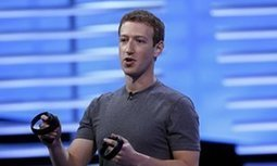 Zuckerberg shows off wireless Oculus as Facebook invests $250m more into VR | Futurewaves | Scoop.it