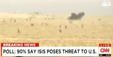 CNN | Poll : 90% Say ISIS Poses Threat To U.S. ~ The Arab World 360° | The Arab World 360° | Scoop.it