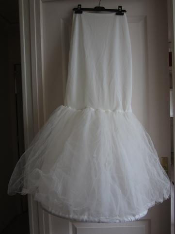 jupon Pronuptia, un cerceau - Seine et Marne | Robes de mariée d'occasion | Scoop.it