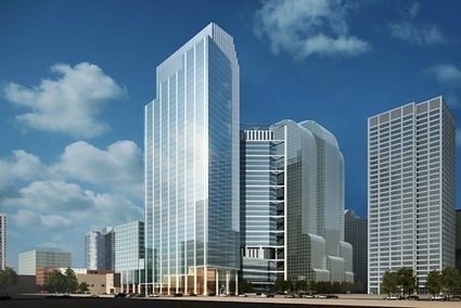 New Renderings Emerge for West Loop Hotel & Office Highrise | Alchemy of Business, Life & Technology | Scoop.it
