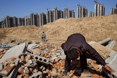 Unimaginable experiment of China's Great Uprooting: Moving 250 Million Into Cities | Food Security | Scoop.it