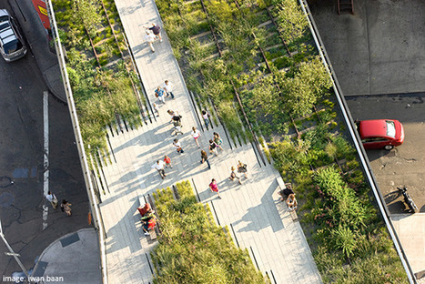 NYC's High Line: round 3 | green streets | Scoop.it