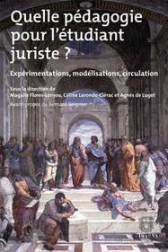 Quelle pédagogie pour l'étudiant juriste ? | Veille TICE Paris Descartes | Scoop.it
