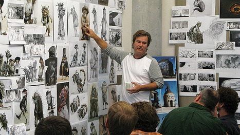 """Gore Verbinski On Animation's """"Secret Society"""" And Why He's ... 