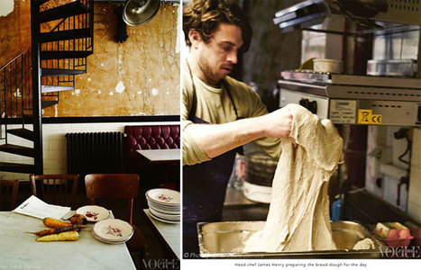 Stylish Parisian dining: Bones restaurant | Emerging Media (while dreaming of Paris!) | Scoop.it
