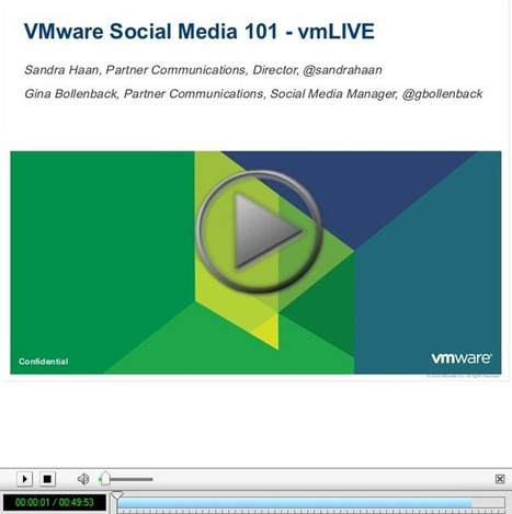 VPN 'How To' Series:  Expand Your Social Media Presence  | Power of Partnership - VMware Blogs | Social Media Article Sharing | Scoop.it