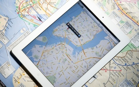 Location Apps: 4 Privacy Settings You Need to Know | Mashable | How to Use an iPhone Well | Scoop.it