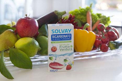 Nuovo Bicarbonato Solvay® in microgranuli: ideale per lavare frutta e verdura perché non danneggia la buccia | Social Media Press | Scoop.it