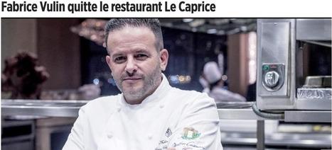 Fabrice Vulin se retire du Caprice à Hong Kong | MILLESIMES 62 : blog de Sandrine et Stéphane SAVORGNAN | Scoop.it