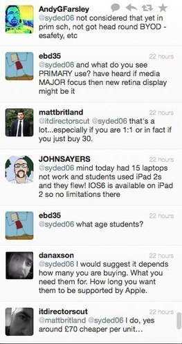 Teachers - The 10 Stages of Twitter   immersive media   Scoop.it