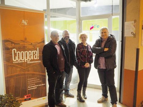 Els grups locals de la XES tornen a gestionar l'Ateneu Cooperatiu del Vallès