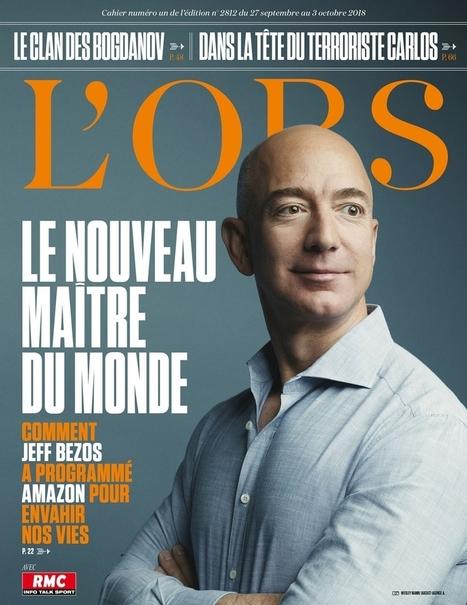 6245c83143ba Carrefour, La Redoute, la Fnac... Comment ils luttent contre l ogre Amazon