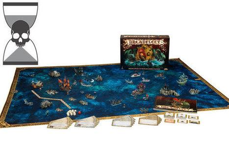 Dreadfleet - Batailles navales dans l'univers Warhammer ~ Warhammer : Le Marteau de Guerre | Warhammer | Scoop.it