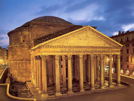 El Panteó de Roma - Sapiens.cat | Net-plus-ultra | Scoop.it