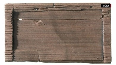 Ancient Roman writing tablets found in London | DiverSync | Scoop.it