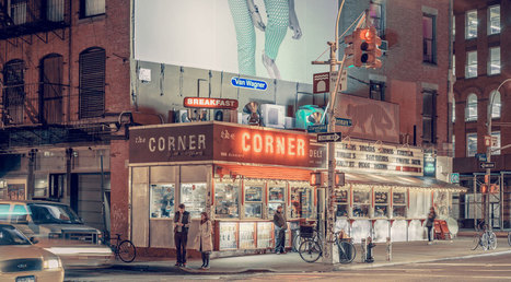 Light on New York City by Franck Bohbot | Urban Decay Photography | Scoop.it