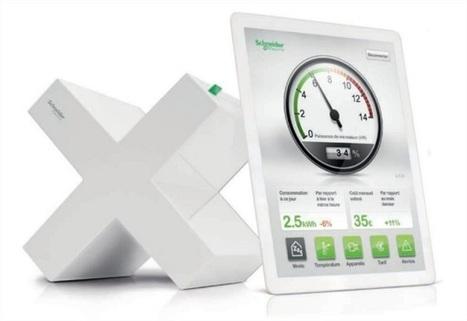 Avec Wiser, Schneider Electric met la maison sous surveillance énergétique   Soho et e-House : Vie numérique familiale   Scoop.it