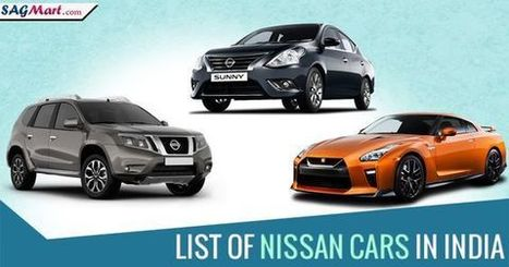 Check The List Of Nissan Car Models In India