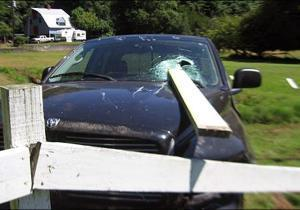 IT CAN WAIT: Texting teen driver nearly loses his Head! | Health for Teens | Scoop.it