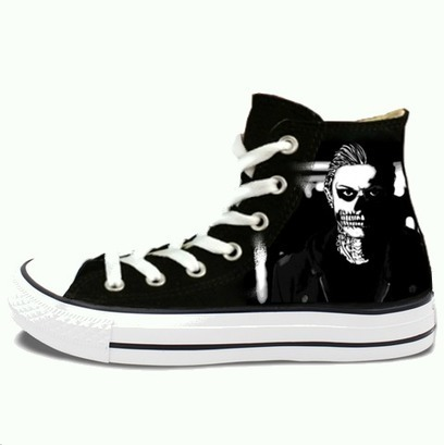 3c34bd18043d Be a Fashionista in your Social Circles with your Hand Painted Converse