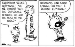 May 20, 1990: Advice on Life and Creative Integrity from <em>Calvin and Hobbes</em> Creator Bill Watterson | Creativity in English Language Teaching (EFL) | Scoop.it