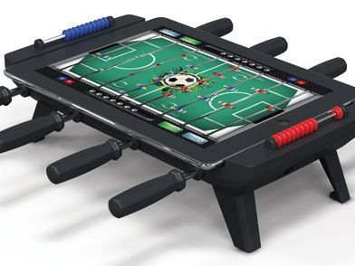 How To Turn Your iPad Into A Foosball Table | Winning The Internet | Scoop.it