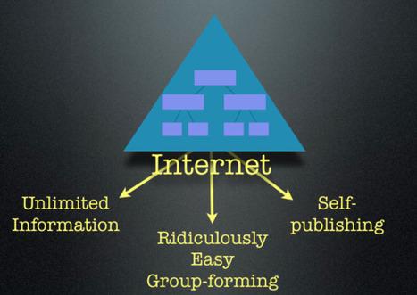 A New Society, a new education! ...y más cosas... | Educación a Distancia y TIC | Scoop.it