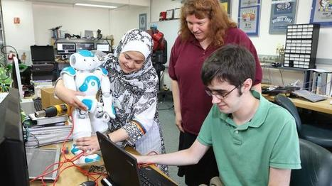 Robotics research at UMass Lowell that could change the world — really - Boston Business Journal | Robotics in Manufacturing Today | Scoop.it