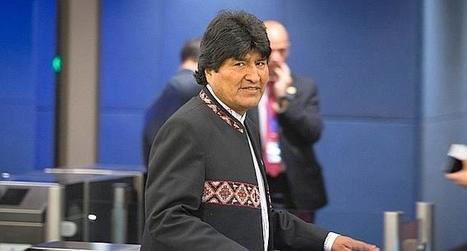 Le président bolivien Evo Morales s'engage vers un quatrième mandat | Chroniques boliviennes | Scoop.it