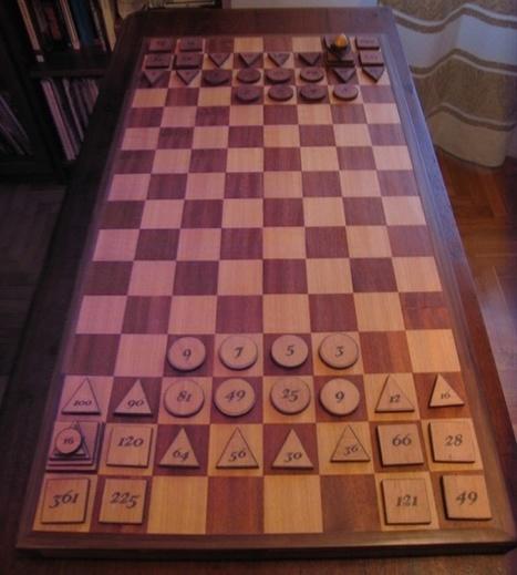 Ritmomaquia: el juego para aprender matemáticas que tiene 1.000 años | Math, technology and learning | Scoop.it