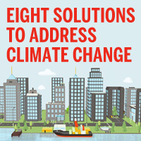 C40 Cities: Eight Solutions to Address Climate Change | New York City Environmental Sustainability | Scoop.it