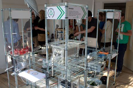 Making jewelry out of waste materials with a 3D printer   Big and Open Data, FabLab, Internet of things   Scoop.it