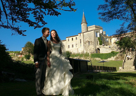 French Wedding Chateau Venue Bordeaux|Weddings in France | Getting Married in South West France | Scoop.it