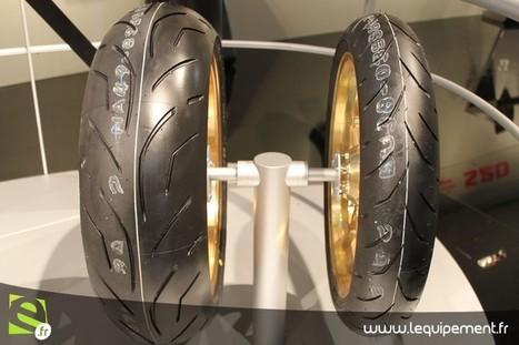 Pneu Bridgestone S20 : En route vers l'essai - L'Équipement.fr | pneus moins cher | Scoop.it