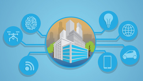 How the Internet of Things is affecting urban design   Peer2Politics   Scoop.it