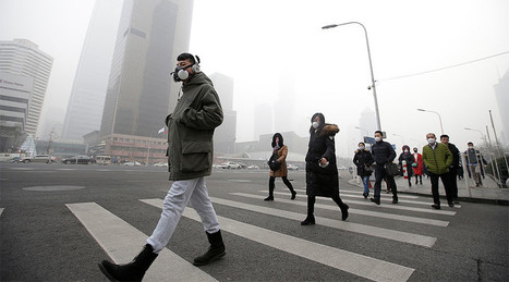 China's 'war on pollution' leads to 720 arrests, $63.6mn in fines | China environment (climate policy) | Scoop.it
