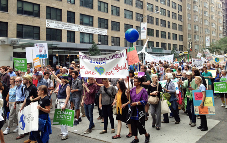 A Stunning Day in September: The Perspective of a Climate Activist - NationofChange   Best Blog   Scoop.it