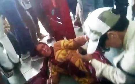 Women thrashed for carrying beef: Victim alleges assault was at Bajrang Dal men's behest   Entertainment News   Scoop.it